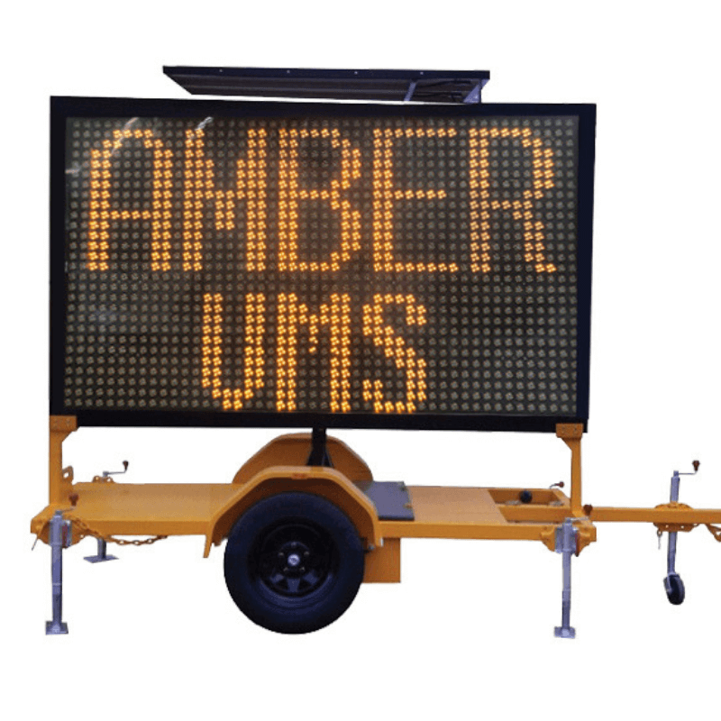 Variable Message Signs, VMS Boards or LED Billboards