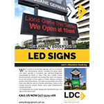 LED Signs brochure picture