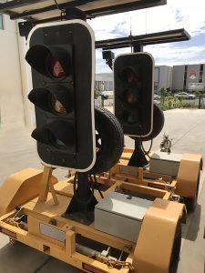 Portable Traffic Lights, Series 1
