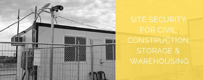 Site-security-civil-construction-storage-warehousing