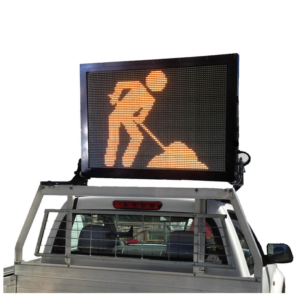 Vehicle Mounted VMS Boards