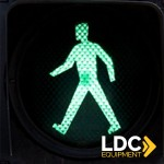 Solar Portable Traffic Lights
